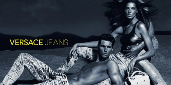 Versace Jeans Spring/Summer 2013 campaign photographed by Mert & Marcus