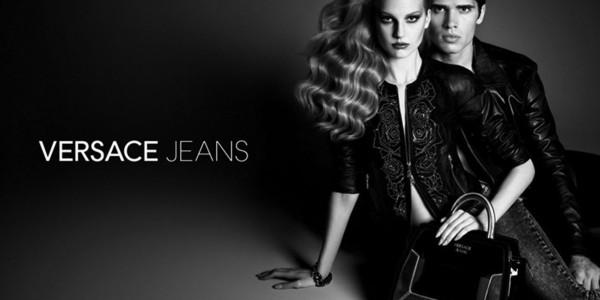Versace Jeans Spring/Summer 2014 campaign photographed by Luigi & Daniele + Iango